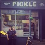Pickle Sandwich Shop