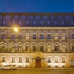 Photo de Mamaison Residence Izabella Budapest