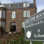 Just up from the town square, you can be sure of a warm welcome at Arduthie House Tea Rooms