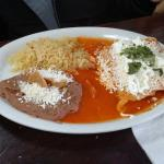 Large delicious servings. Traditional Mexican food. It has expanded to handle large groups.