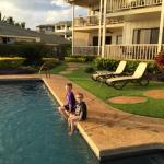 Alihi Lani Poipu Beach Oceanfront Condominiums Bild