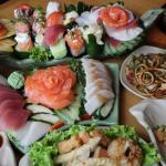 Rodízio Terumi Sushi Mauá