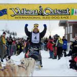 Our local Yukon Quest Champion
