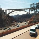 Mike O'Callaghan-Pat Tillman Memorial Bridge Foto