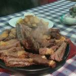 Parrillada de carnes