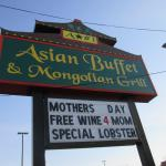 Foto de Asian Buffet & Mongolian Grill