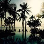 Sonnenaufgang in Koh Samui Pinnacle Resort