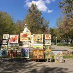 Painter's Vernissage Photo