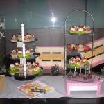 buffet des desserts !!!