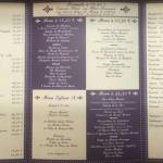 Carte menu du J.D.B 😀