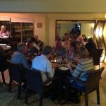 Book a table as it does get very busy