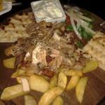 Mykonos Taverna Photo