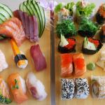 Il nostro sushi misto!
