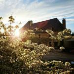 Le Manoir du Chambon un soir d'avril 2016, en #Dordogne #Périgord