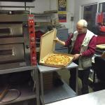 Best authentic Italian pizza. Baked by lovely people