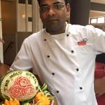 OUR HEAD CHEF MANOJ