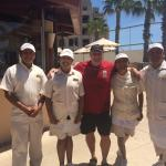 Great pool service! Jovany, Sandra, Blanca and Juan. Missing Lilia, Misael, Alexis and Samuel.
