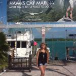 En Hawks Cay Marina Dockside Store
