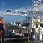 Embarcadero en Hawks Cay Marina Dockside Store