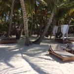 General beach view of Beach Club