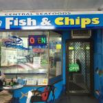 Central Seafoods Fish and Chips