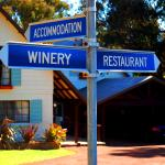 Accommodation Winery Restaurant