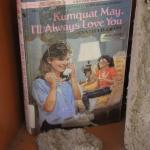Book title.