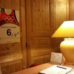Foto de Hotel Chalet Casa Cesana
