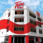 Tune Hotel Kulim Exterior