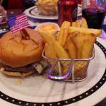 Mont Plat : Rocky Burger