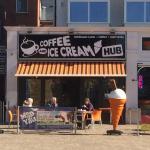 COFFEE AND ICE CREAM HUB