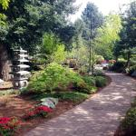 International Friendship Garden Photo