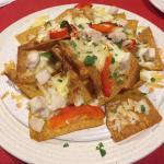 Chicken Gourmet Nachos
