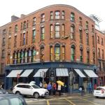 The Ivy is a great place to stop off if you've just visited Dublin Castle or the Christ Church C