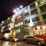 Tune Hotel Waterfront Kuching Exterior 3