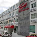 Tune Hotel Waterfront Kuching Exterior 2