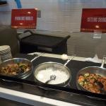Meatless Sizzling Shanghai