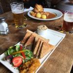 Photo de The Fauconberg Arms Restaurant
