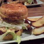 Ótimo hambúrguer de soja!!