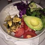 Salad for main