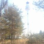Lighthouse (off limits to public)
