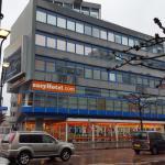 Window View - easyHotel Rotterdam City Centre Photo