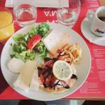 Foto van Cafe des orfevres