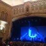 Interior. Brit Floyd show.