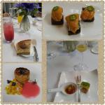 Value for money 2 Star Michelin lunch!!