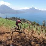 biking tour panajachel