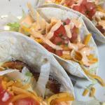 King Neptune's fish tacos were amazing!