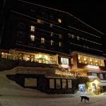 Hotel Eiger at Night