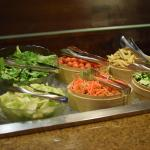 Salad Bar-Flying Lobster Buffet
