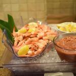 Shrimp Cocktail-Flying Lobster Buffet